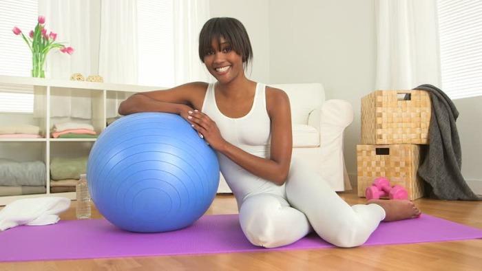 pilates gravida
